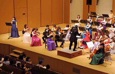 岡山フィルハーモニック管弦楽団
