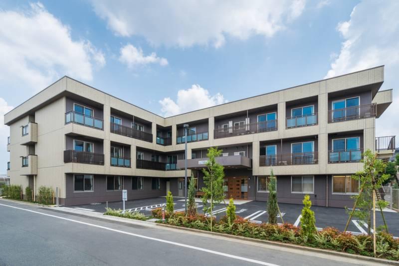 9月1日 新築オープン「介護付有料老人ホーム あいらの杜 江戸川篠崎」